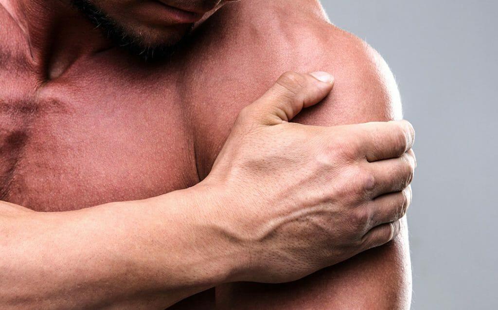 oefeningen voor sterke schouders